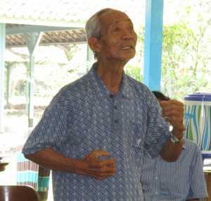 Semangat Bruder Prapta di Usianya Kini