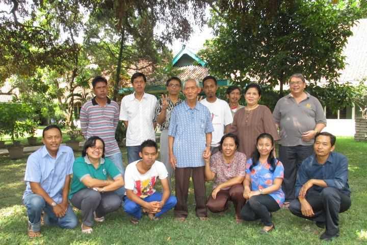 Bersama Karyawan Kolsani