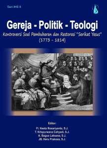 GEREJA-POLITIK-TEOLOGI