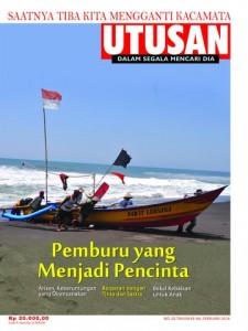 COVER UTUSAN FEBRUARI 2016