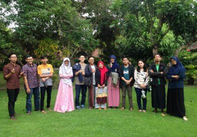 Kegiatan Scriptural Reading Kelompok YIPC di Kolsani