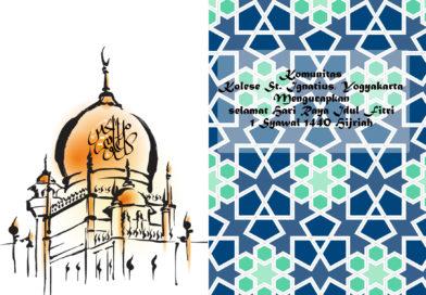 Selamat Idul Fitri 1440 H