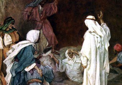 Lazarus –  Yang Mahakuasa Menolong