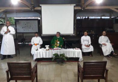 Lima Teologan Baru Diutus ke Kolsani