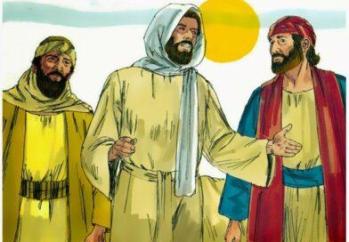 Injil Minggu Biasa XXVI A, 27 Sep 2020 (Mat 21:28-32)